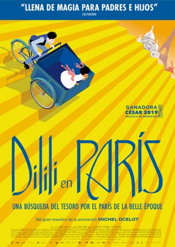 DILILI EN PARÍS (CICLE NOVA ANIMACIÓ EUROPEA)