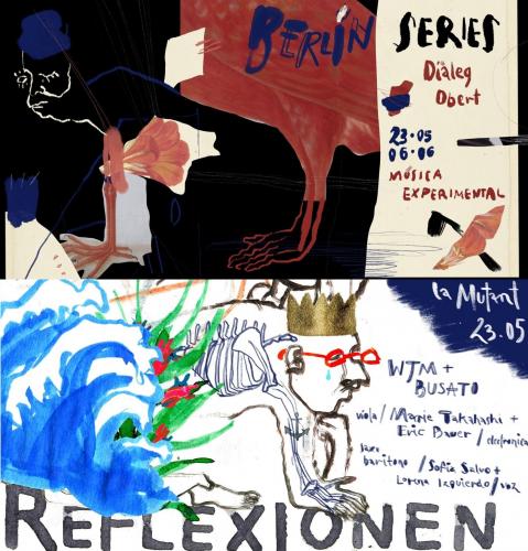 BERLÍN SÈRIES 1: REFLEXIONEN