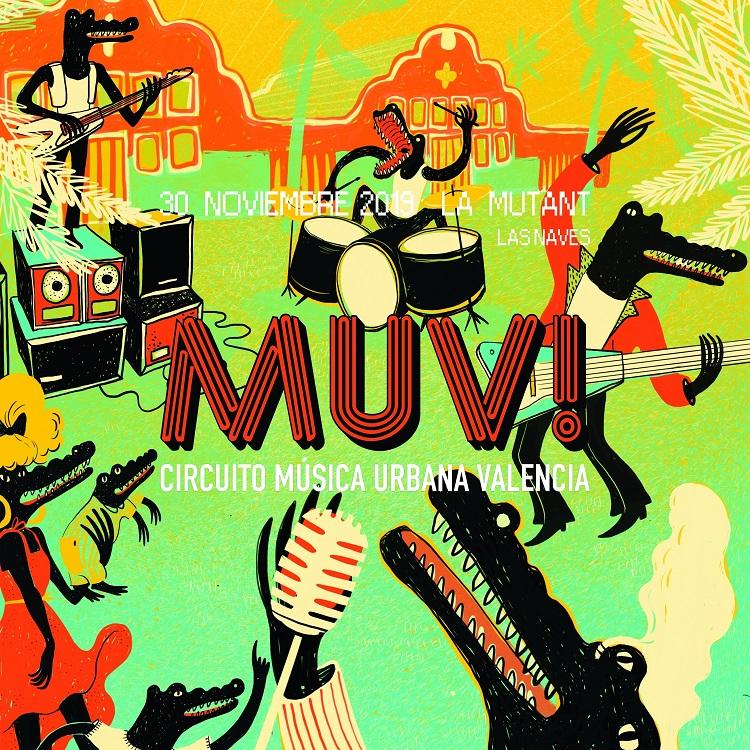 MUV - Circuito de Música Urbana