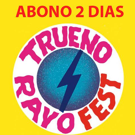 TRUENORAYO FEST 2019 ABONO 2 DIAS